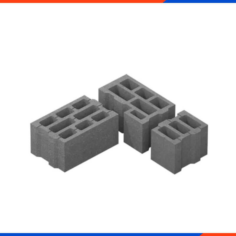 Бетонный блок