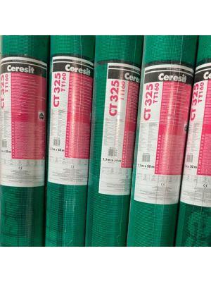 Склосітка Ceresit CT 325TT (штукатурна, фасадна) 160 мг / м2, 55м2