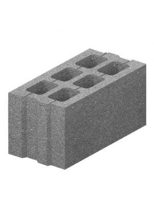 Бетонний блок стіновий 400х200х200