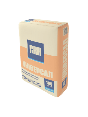 Цемент CRH УНИВЕРСАЛ ПЦ ІІ/Б-К (Ш-З) 400 Каменец-Подольский
