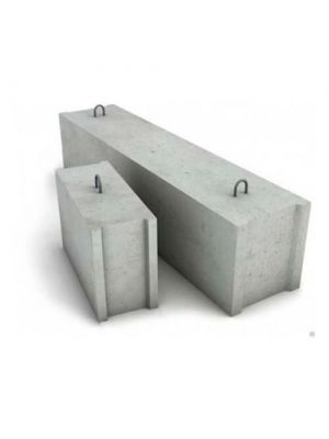 ФБС 9.4.3Т B7.5 (880х400х580 мм) фундаментный блок