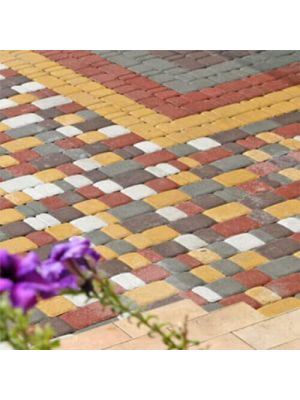 Тротуарна плитка Золотой Мандарин