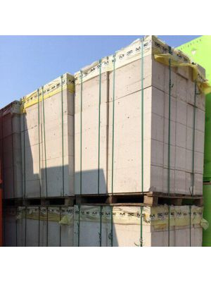 Газобетон ХСМ стеновой D500 400x200x600 паз-гребень