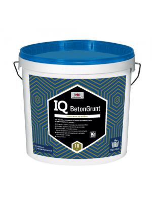 Грунтовка адгезійна для бетону IQ BetonGrunt 10л