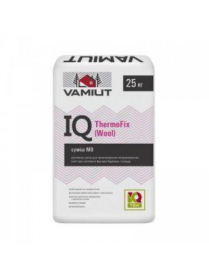 IQ Thermoprotect (Wool) клей для утеплителя (приклеивание, армирование)