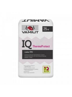 IQ Thermoprotect клей для пенополистирола, пенопласта (приклеивание, армирование)