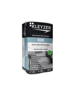 Зимовий клей для газобетону Kleyzer KGB
