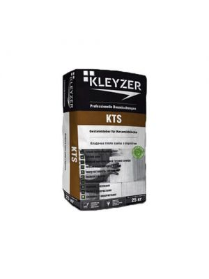 Клей для газоблоку и керамблоку Kleyzer KTS