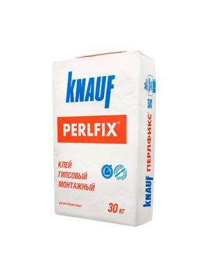 Knauf Perlfix гипсовый клей для гипсокартона, утеплителя