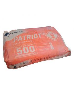 Цемент LAFARGE ПЦ500 Д0