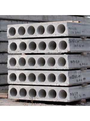 Пустотная плита перекрытия ПК 41-12-8