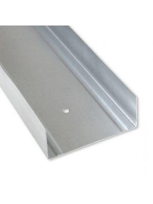 Профиль UW 75/50 (0,55) 3 м для гипсокартона