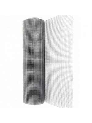 Сітка оцинкована зварна (для стяжки підлоги) 12,5*12,5 0,7 мм 1,0/30м
