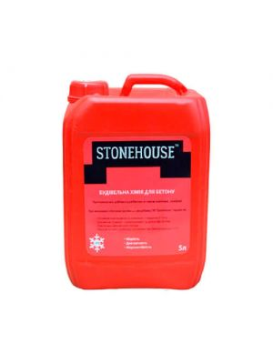Добавка в бетон антиморозная Stone House №5, 5л