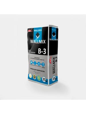 Клей для газоблоку WALLMIX B-3