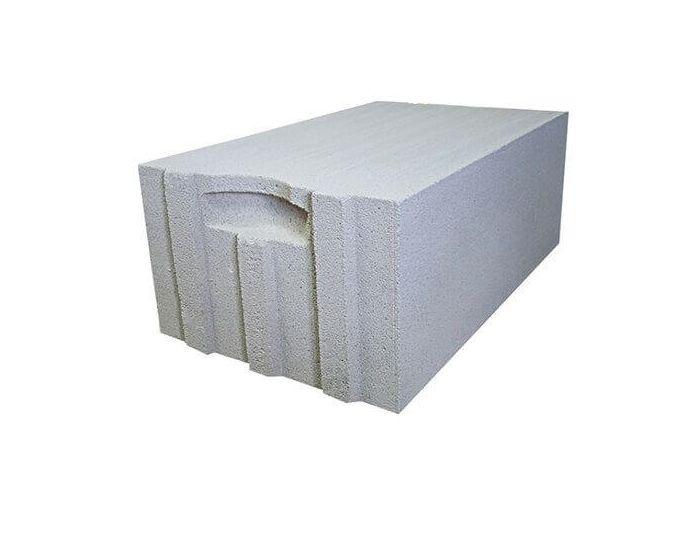Газоблок AEROC D400 375*200*600 паз-гребень (Березань)