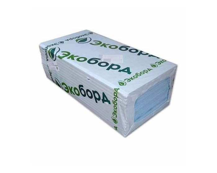 Екструдований пінополістирол ЕКОБОРД 50