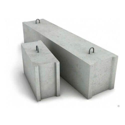 Фундаментный блок ФБС 12.3.6Т B7.5