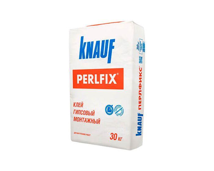 Knauf Perlfix гіпсовий клей для гіпсокартону, утеплювача