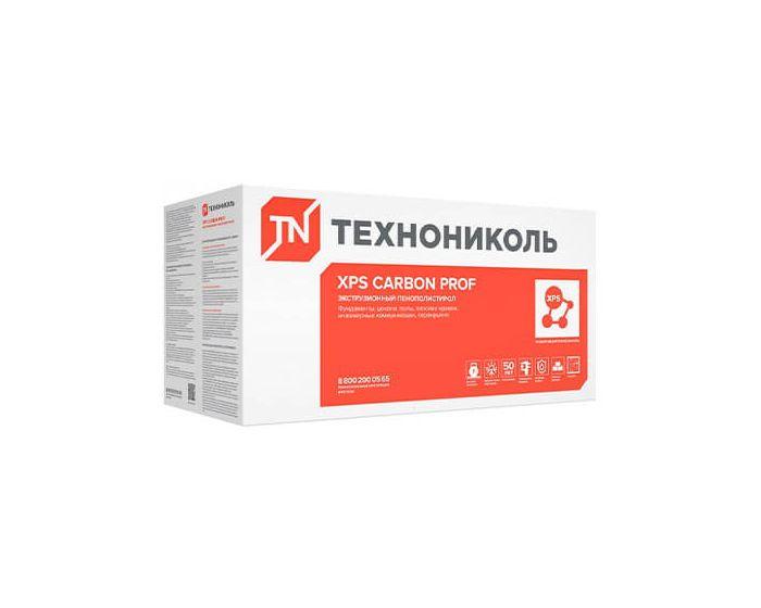 Екструдований пінополістирол Техноніколь CARBON PROF 400rf
