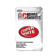 Белый цемент Adana