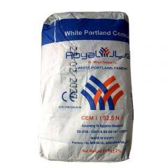 Цемент белый ROYAL ELMINIYA (Египет) 25 кг