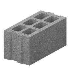 Бетонный блок стеновой 400х200х200