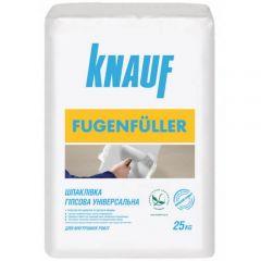 Knauf Fugenfuller шпаклівка для внутрішніх робіт, закладення швів