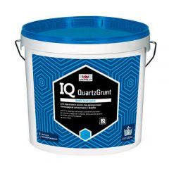 Грунтовка адгезионная для подготовки поверхности IQ QuartzGrunt 15л