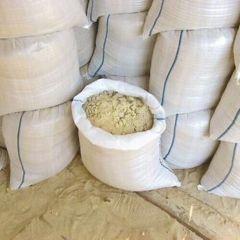 Песок овражный 50 кг.