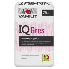 Клей для плитки з керамограніта IQ GRES