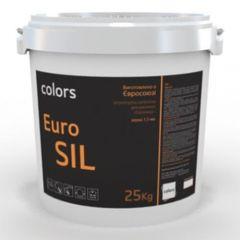 Штукатурка силикатная 1,5 мм бараш Colors/Proma EURO SIL 25 кг